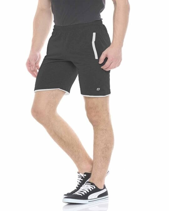 Shop Sweet Dreams Mens Colour block shorts-Back