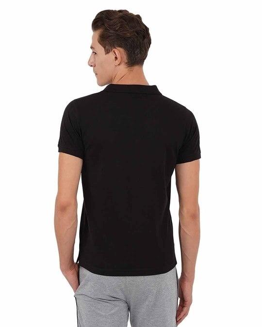 Shop Mens Pq Men's T Shirt With Collar-Design