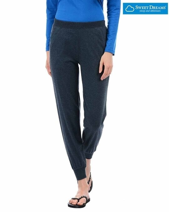 Shop Sweet Dreams Womens Basic Joggers-Front