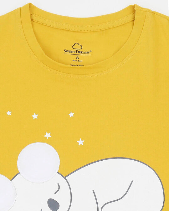 Shop Sweet Dreams Women's Moon Sleep Shirt