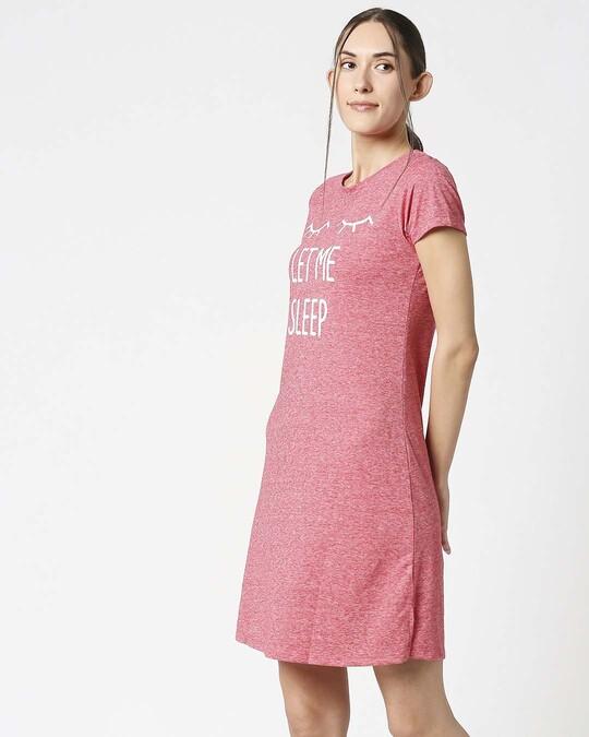 Shop Sweet Dreams Women's Playful Sleep Shirt-Back