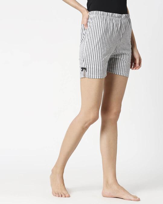 Shop Sweet Dreams Womens Printed shorts-Back