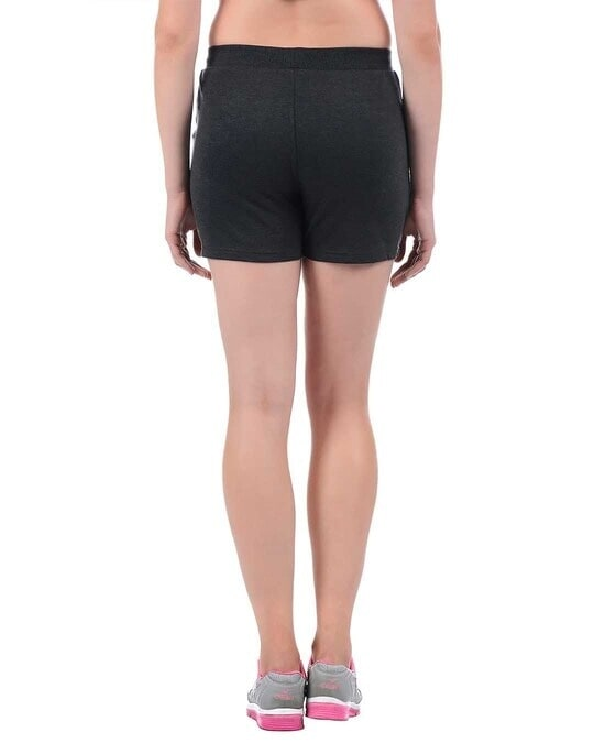 Shop Sweet Dreams Womens Workout buddy shorts-Design