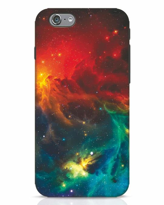 Shop Swirl iPhone 6s Mobile Cover-Front