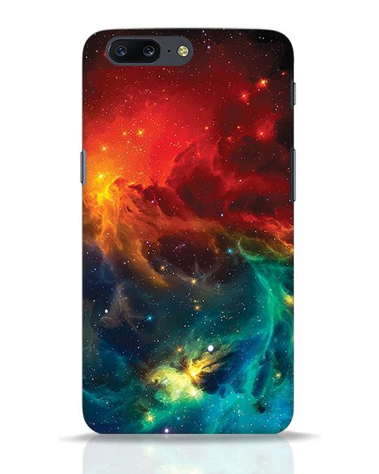Shop Swirl OnePlus 5 Mobile Cover-Front