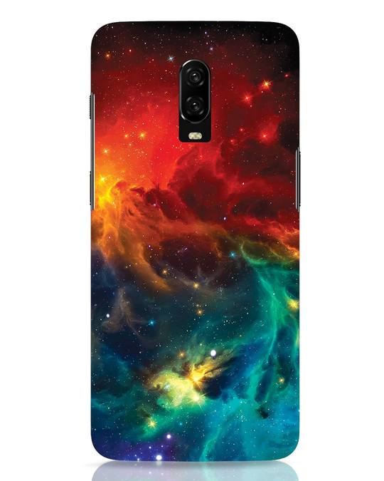 Shop Swirl OnePlus 6T Mobile Cover-Front