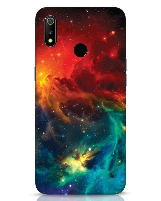 Shop Swirl Realme 3 Mobile Cover-Front
