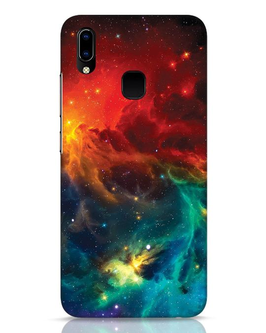 Shop Swirl Vivo Y93 Mobile Cover-Front
