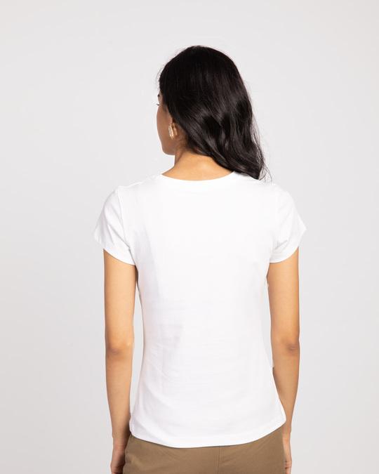 Shop T & J Best Friends Half Sleeve T-Shirt (TJL)-Back