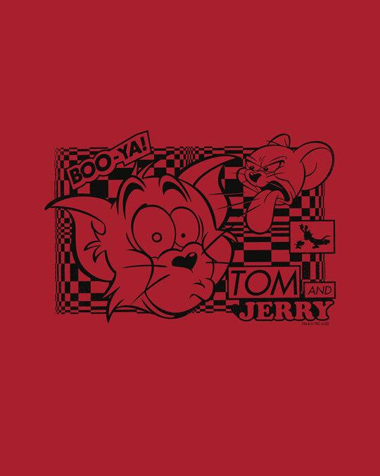 Shop T&J Glitch Men's Printed T-Shirts (TJL)-Full