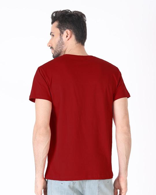 Shop T-shirt Nahi Swag Dekh Half Sleeve T-Shirt-Full