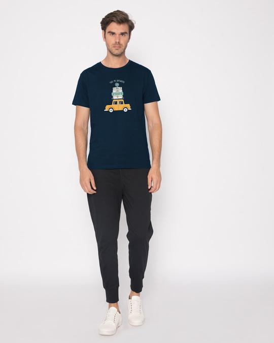 Shop Anywhere Half Sleeve T-Shirt