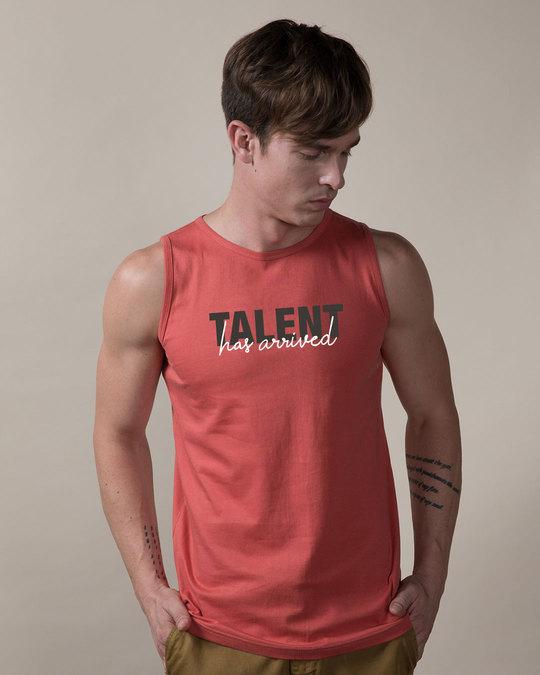 Shop Talent Has Arrived Vest-Front