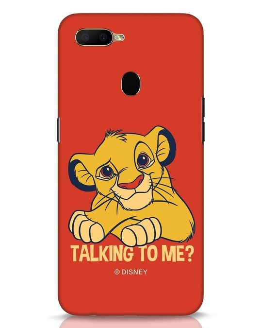 Shop Talking To Me Oppo A5s Mobile Cover-Front