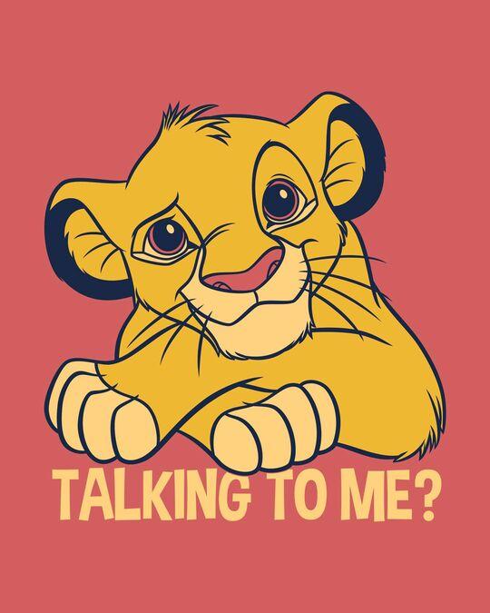 Shop Talking To Simba Vest (DL)-Full