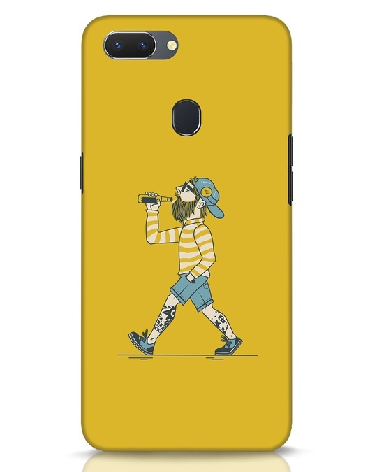 Shop Talli Boy Realme 2 Mobile Cover-Front