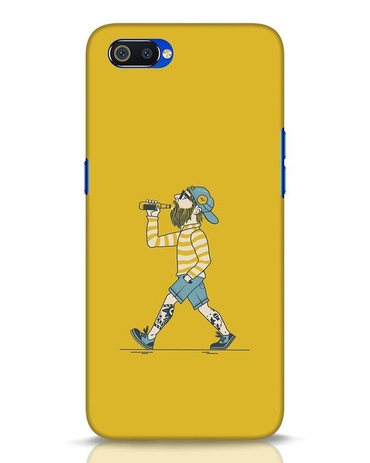 Shop Talli Boy Realme C2 Mobile Cover-Front