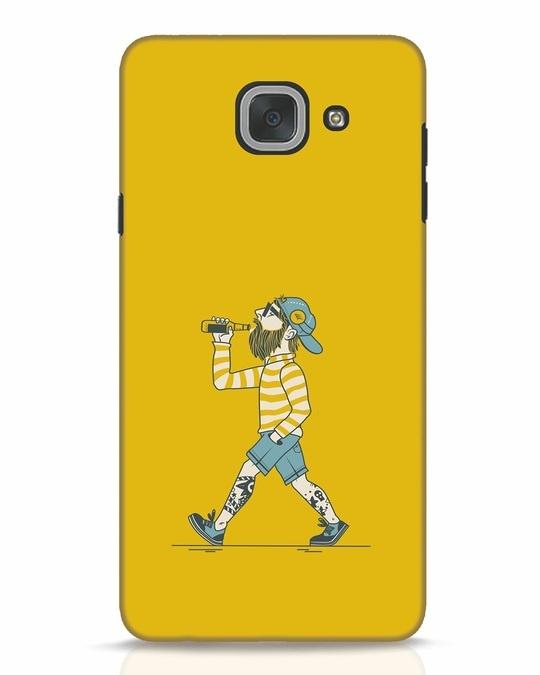 Shop Talli Boy Samsung Galaxy J7 Max Mobile Cover-Front