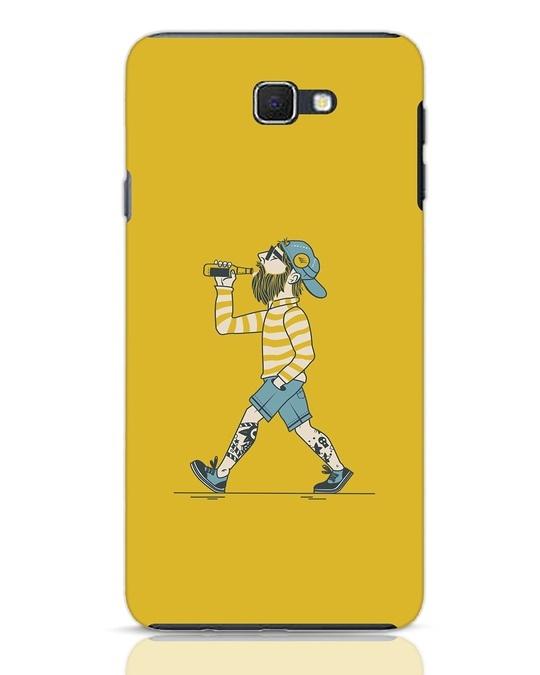 Shop Talli Boy Samsung Galaxy J7 Prime Mobile Cover-Front