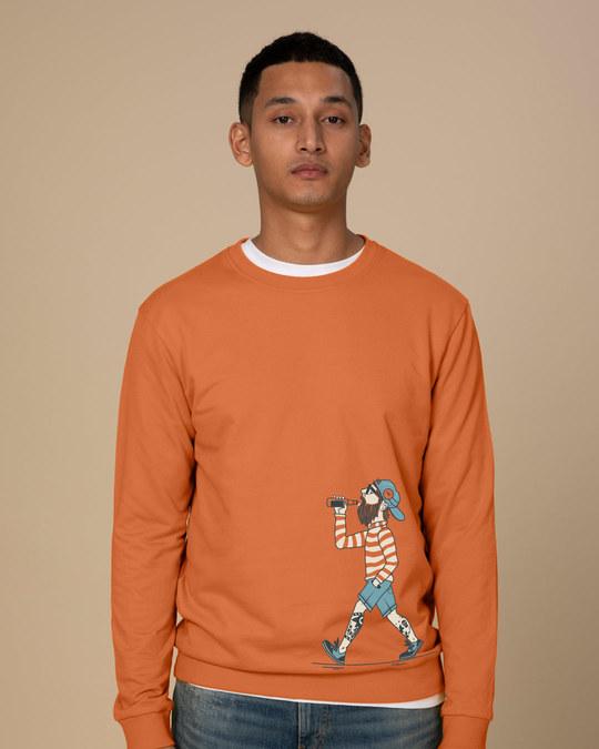 Shop Talli Boy Sweatshirt-Front