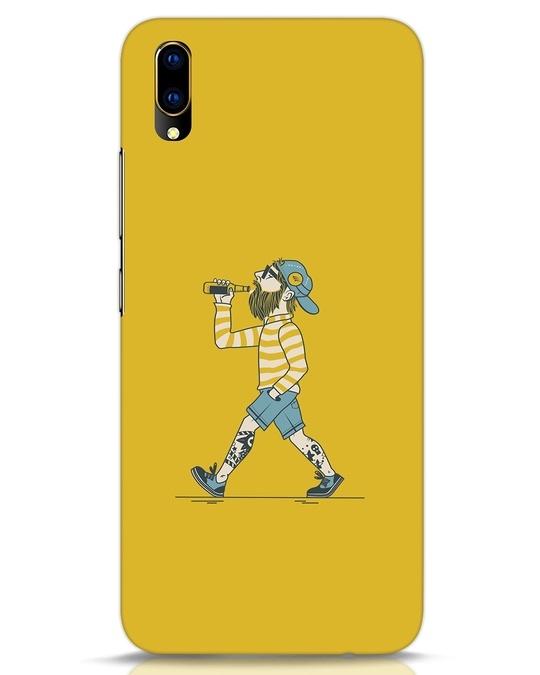 Shop Talli Boy Vivo V11 Pro Mobile Cover-Front