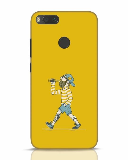 Shop Talli Boy Xiaomi Mi A1 Mobile Cover-Front
