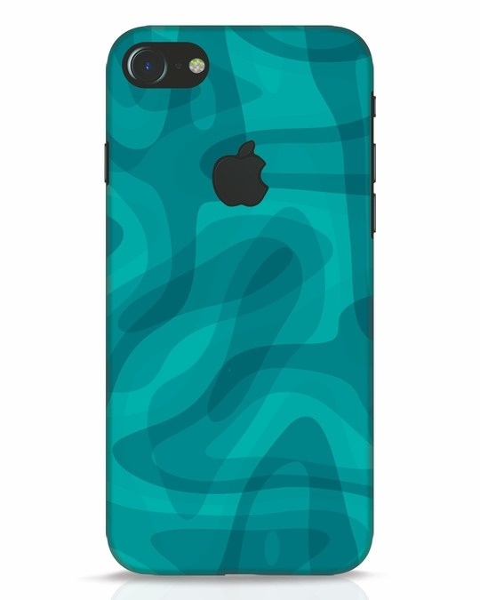 Shop Tangled iPhone 7 Logo Cut Mobile Cover-Front