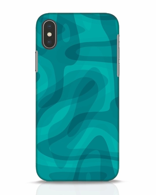 Shop Tangled iPhone X Mobile Cover-Front