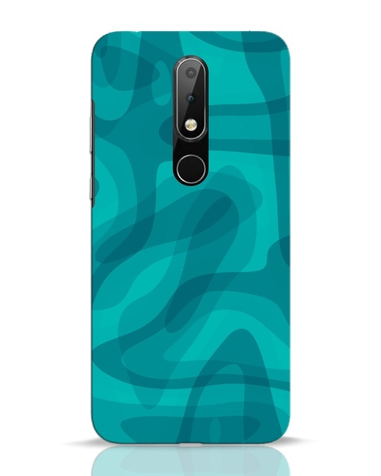 Shop Tangled Nokia 6.1 Plus Mobile Cover-Front
