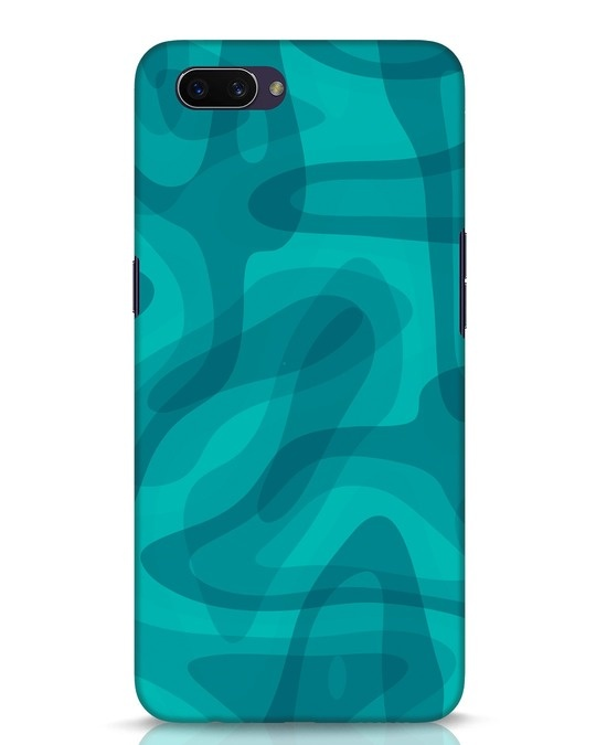 Shop Tangled Oppo A3S Mobile Cover-Front