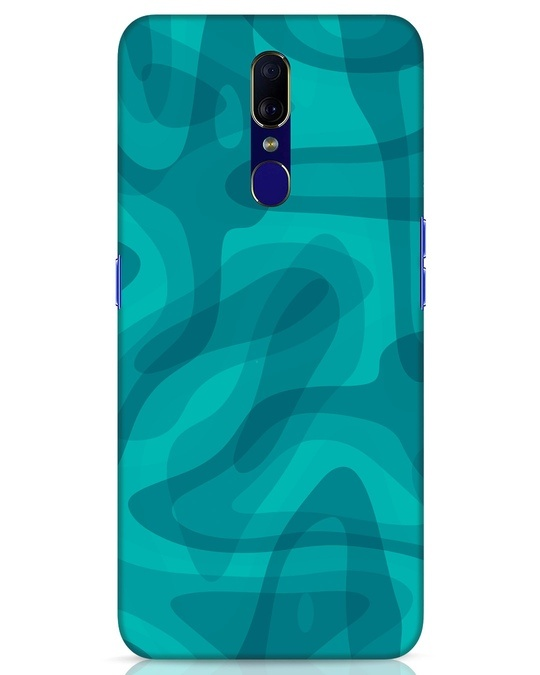 Shop Tangled Oppo F11 Mobile Cover-Front