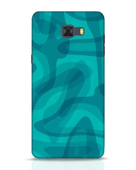 Shop Tangled Samsung Galaxy C9 Pro Mobile Cover-Front