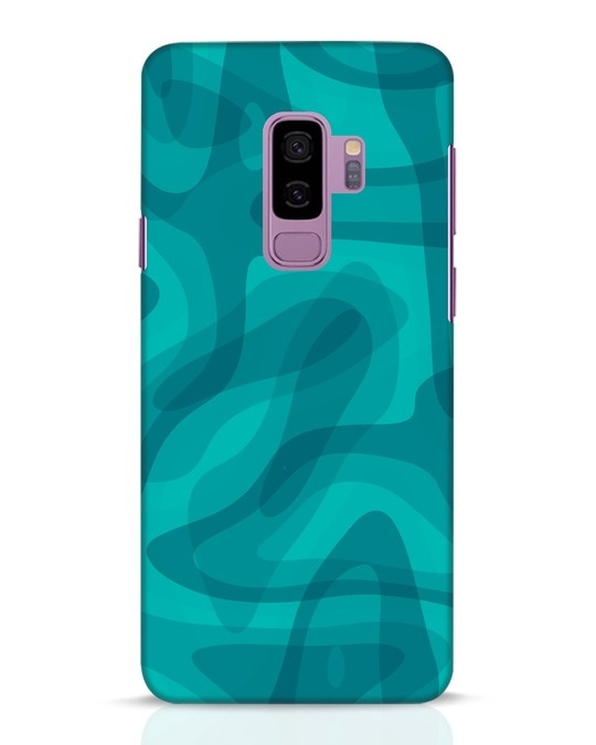 Shop Tangled Samsung Galaxy S9 Plus Mobile Cover-Front
