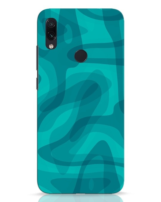 Shop Tangled Xiaomi Redmi Note 7 Mobile Cover-Front