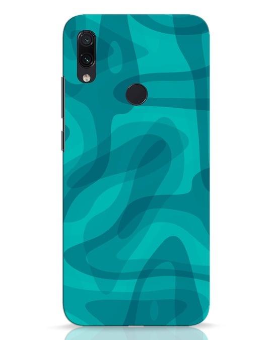 Shop Tangled Xiaomi Redmi Note 7 Pro Mobile Cover-Front