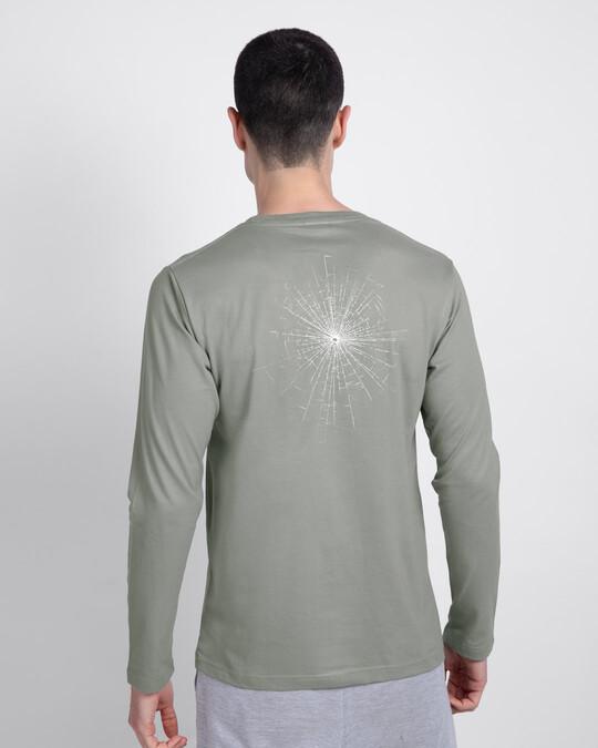 Shop Target Fire Full Sleeve T-Shirt-Full