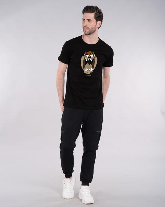 Shop Taz Half Sleeve T-Shirt (LTL)-Design