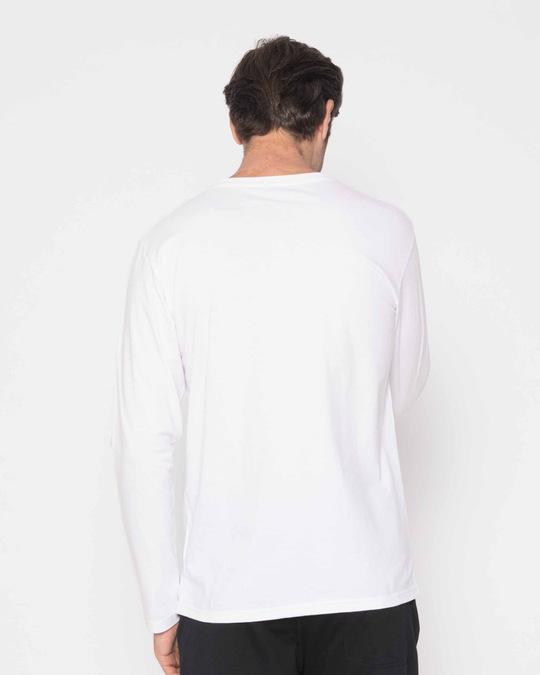 Shop Tea Positive Full Sleeve T-Shirt-Full
