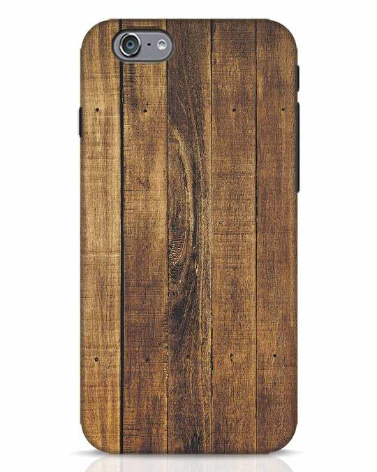 Shop Teak iPhone 6s Mobile Cover-Front