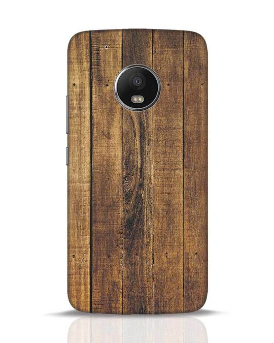 Shop Teak Moto G5 Plus Mobile Cover-Front