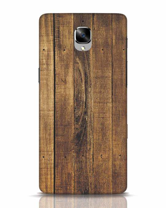 Shop Teak OnePlus 3T Mobile Cover-Front