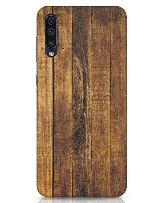 Shop Teak Samsung Galaxy A50 Mobile Cover-Front