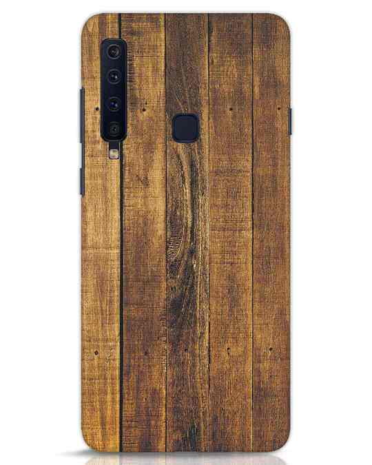 Shop Teak Samsung Galaxy A9 2018 Mobile Cover-Front