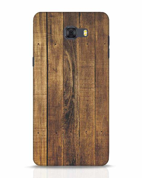 Shop Teak Samsung Galaxy C9 Pro Mobile Cover-Front