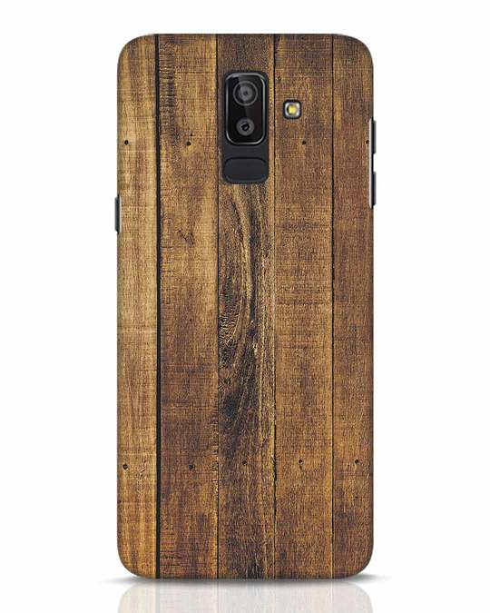 Shop Teak Samsung Galaxy J8 Mobile Cover-Front