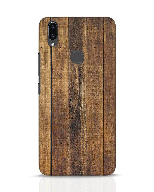 Shop Teak Vivo V9 Mobile Cover-Front