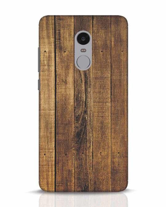 Shop Teak Xiaomi Redmi Note 4 Mobile Cover-Front