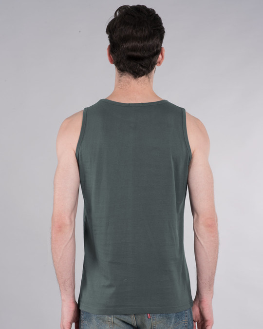 Shop Tera Bhi Katega Vest-Back