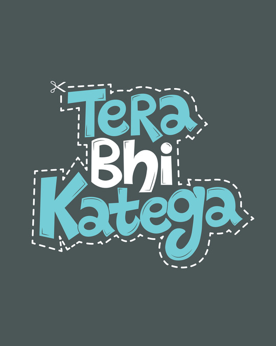 Shop Tera Bhi Katega Vest-Full