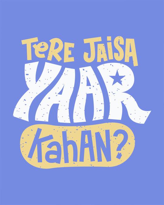 Shop Tere Jaisa Yaar Kaha? Boyfriend T-Shirt